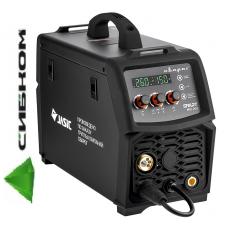 Сварочный полуавтомат Сварог REAL SMART MIG 200 BLACK (N2A5) от компании СибКом в Омске, ул. Семиреченская 128