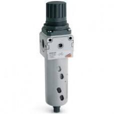 """Фильтр-регулятор Camozzi MC104-D10 (1/4"""", 5 мкм)"""