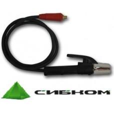 Электрододержатель с кабелем в сборе от компании СибКом в Омске, ул. Семиреченская 128