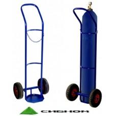 Тележка для транспортировки кислородного баллона