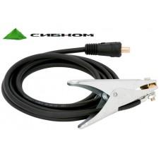 Клемма заземления с кабелем в сборе 2/3 метра (Разъем 10-25/35-50)