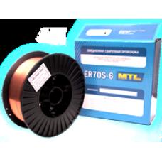 Сварочная проволока MTL (СВ08Г2С, ER70S-6)